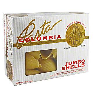 Columbia Jumbo Shells,12 OZ