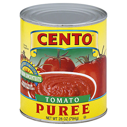 Cento Tomato Puree, 28 oz