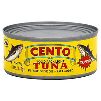 Cento Tuna in Olive Oil,6 OZ