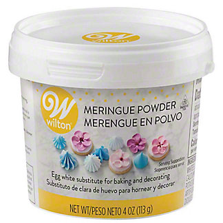 Wilton Meringue Powder Mix,4 OZ