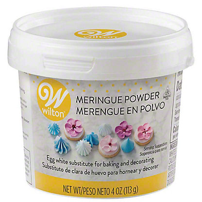 Wilton Meringue Powder Mix,4 OZ