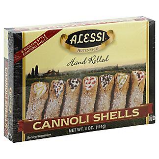 Alessi Sicilian Style Cannoli Shells, 3 oz