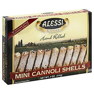 Alessi Mini Sicilian Style Cannoli Shells,3 OZ