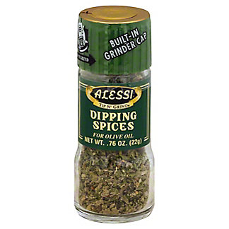 Alessi Tip N' Grind Dipping Spices For Olive Oil,0.76 OZ