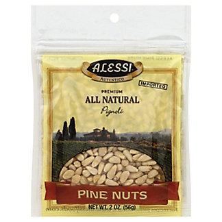 Alessi All Natural Pinoli Pine Nuts,2 OZ