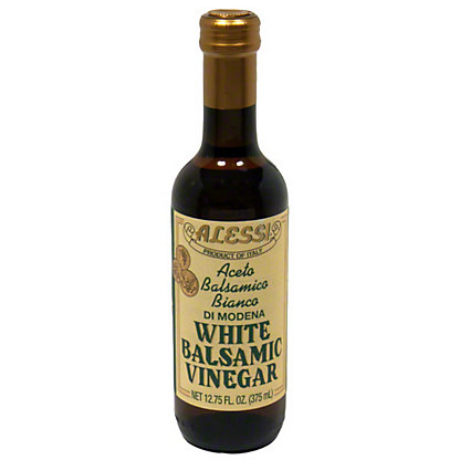 Alessi White Balsamic Vinegar,12.75 OZ