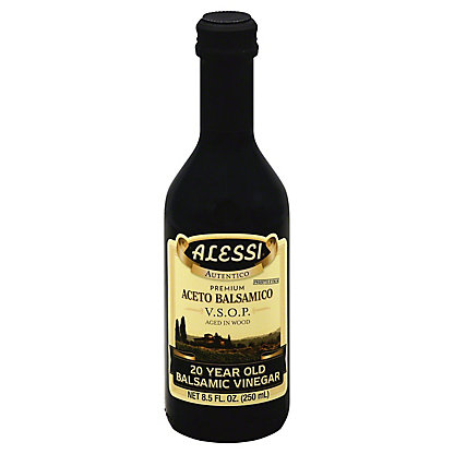 Alessi 20 Year Old Balsamic Vinegar,8.5 OZ