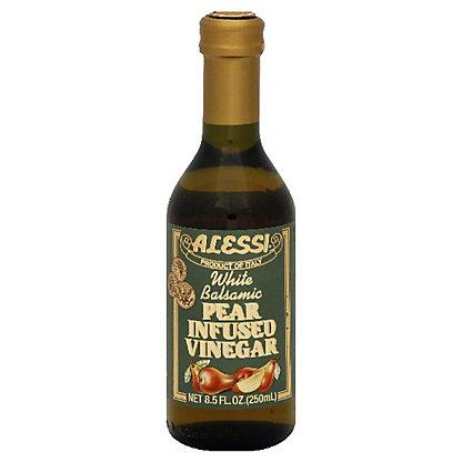 ALESSI White Balsamic Pear Infused Vinegar, 8.5 OZ