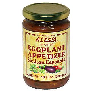 Alessi Sicilian Caponata Eggplant Appetizer, 10.5 oz