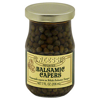 Alessi Alessi Balsamic Capers, 7 oz