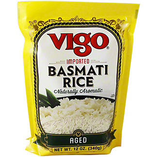 Vigo Basmatic Rice,12.00 oz