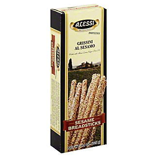 Alessi Sesame Breadsticks, 4.40 oz