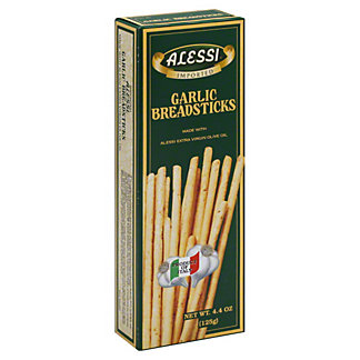Alessi Garlic Breadsticks, 4.40 oz