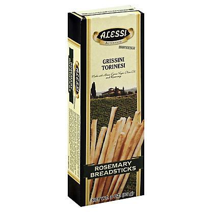 Alessi Rosemary Breadsticks,3 OZ