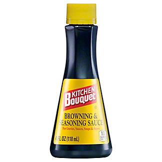 Kitchen Bouquet Browning & Seasoning Sauce, 4 oz