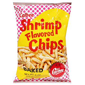 Calbee Calbee Shrimp Chips,4.00 oz
