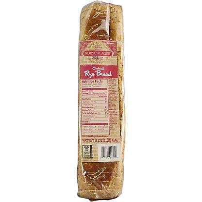 Rubschlager Cocktail Rye Bread,16 OZ