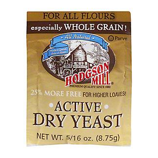 Hodgson Mill Active Dry Yeast,.312OZ