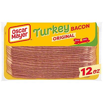 Oscar Mayer Turkey Bacon, 12 oz