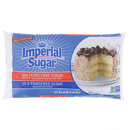 Imperial Sugar Confectioners Powdered Sugar,2 LB