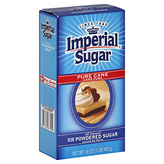 Imperial Sugar Pure Cane Powdered Sugar,1 LB