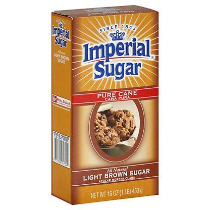 Imperial Sugar Pure Cane Light Brown Sugar,1 LB