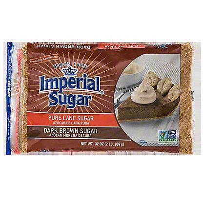 Imperial Sugar Pure Cane Dark Brown Sugar,2 LB