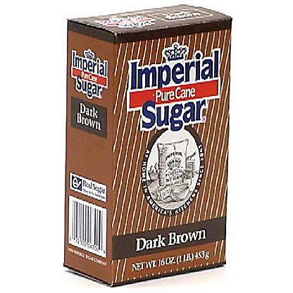 Imperial Sugar Pure Cane Dark Brown Sugar,1 LB