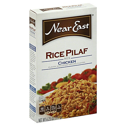 Near East Chicken Rice Pilaf Mix, 6.25 oz