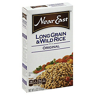 Near East Original Long Grain And Wild Rice Mix, 6 oz