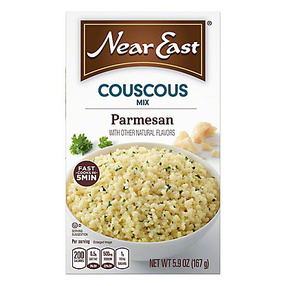 Near East Parmesan Couscous Mix, 5.9 oz