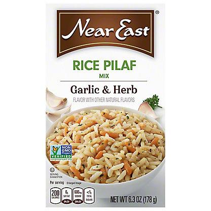 Near East Garlic And Herb Rice Pilaf Mix,6.3 oz