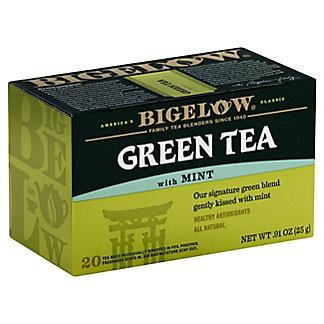 Bigelow Green Tea with Mint Tea Bags, 20 ea