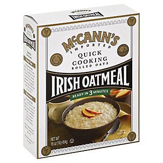 McCann's Quick Cooking Irish Oatmeal,16.00 oz