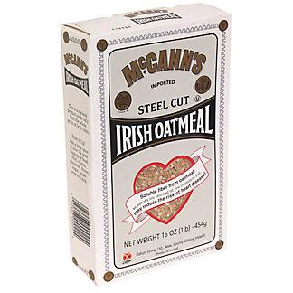 McCanns Steel Cut Irish Oatmeal, 16.00 oz
