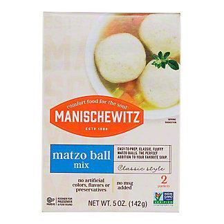 Manischewitz Matzo Ball Mix, 5 oz