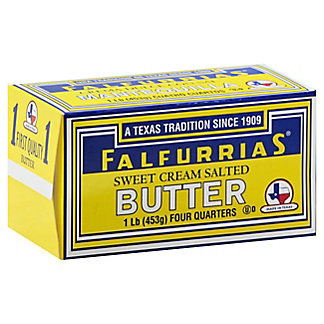 Falfurrias Sweet Cream Salted Butter, 16 oz