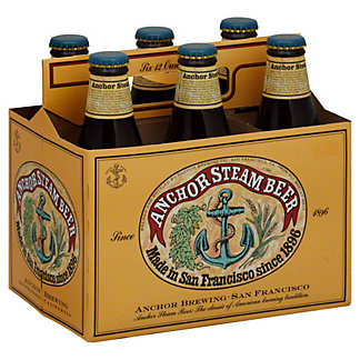 Anchor Beer 12 oz,6 pk