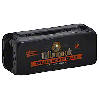 Tillamook County Creamery Association Special Reserve Extra Sharp Cheddar,2 LB