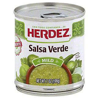Herdez Mexicana Picante Salsa Verde,7 oz