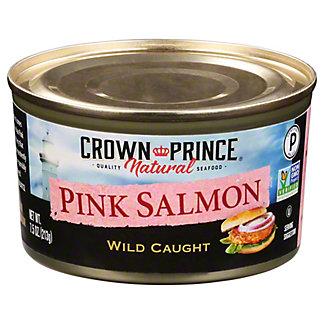 Crown Prince Alaskan Pink Salmon,7.5 oz (213 g)