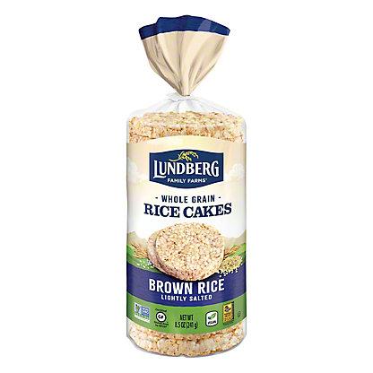 Lundberg Lundberg Farms Low Salt Rice Cakes, 8.5 oz