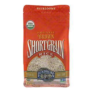 Lundberg Organic Short Grain Brown Rice, 32 oz