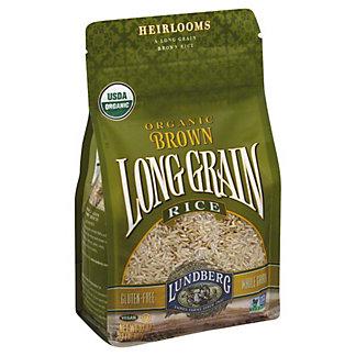 Lundberg Organic Long Grain Brown Rice, 32 oz