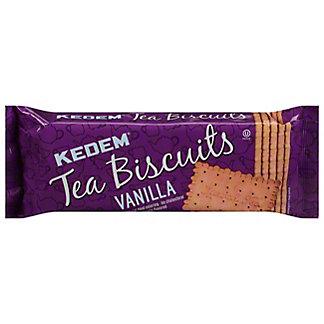 Kedem Vanilla Flavor Tea Biscuits, 4.20 oz