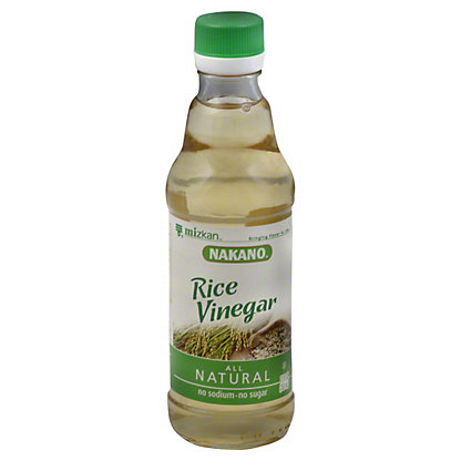 Nakano Rice Vinegar, 12 oz