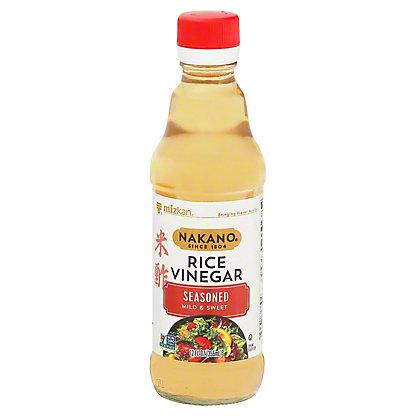Nakano Seasoned Rice Vinegar, 12 oz