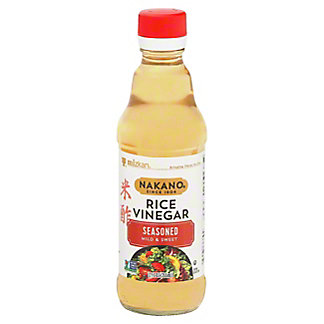Nakano Seasoned Rice Vinegar, 12 oz