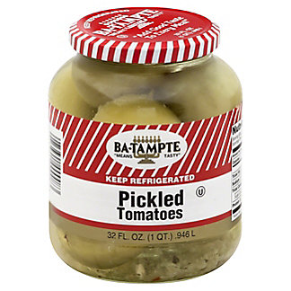 Ba-Tampte Pickled Tomatoes,32 OZ