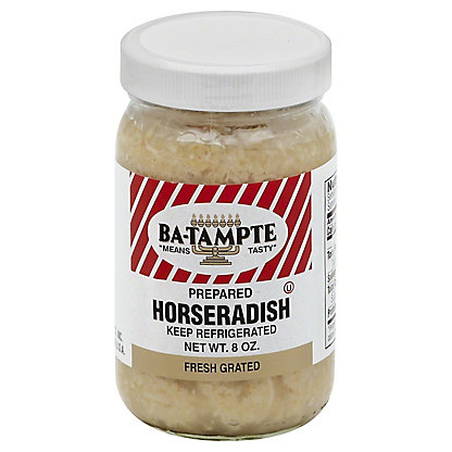 Ba-Tampte Prepared Horseradish,8 OZ
